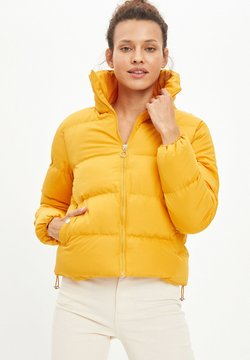 DeFacto Fit - Winterjacke - yellow