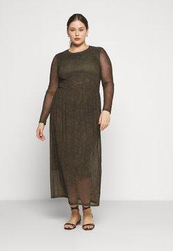 Vero Moda Curve - VMKATE DRESS - Freizeitkleid - ivy green