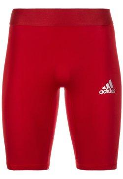 adidas Performance - ALPHASKIN  - Tights - red