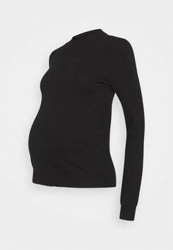 Anna Field MAMA - Jersey de punto - black