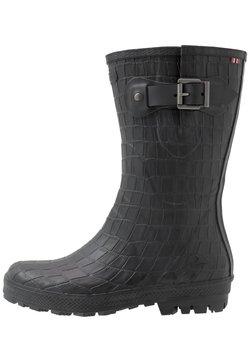 Viking - HEDDA CROCO - Wellies - black