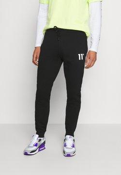 11 DEGREES - Jogginghose - black