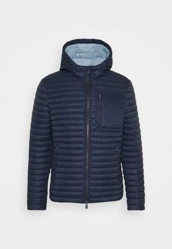 Save the duck - DIEGO HOODED JACKET - Winterjacke - navy