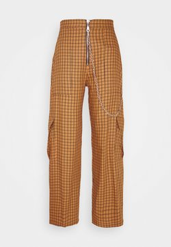 The Ragged Priest - PATTERN PANT - Stoffhose - multi-coloured