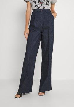 Levi's® - FELIX PLEAT HIGH LOOSE - Jeans relaxed fit - felix study club