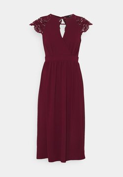 TFNC - NEITH MIDI - Cocktail dress / Party dress - burgundy