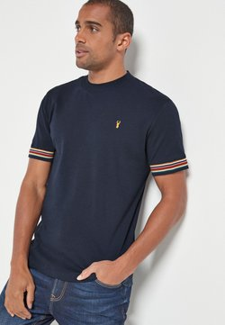 Next - T-Shirt basic - dark blue