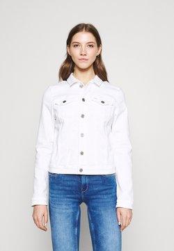 Tommy Jeans - VIVIANNE SLIM TRUCKER  - Veste en jean - white