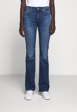 7 for all mankind - Bootcut jeans - mid blue