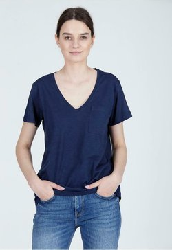 Cross Jeans - T-shirt basic - dark blue