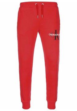 Calvin Klein Jeans - Jogginghose - racing red