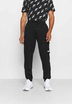 Puma - POWER PANTS - Jogginghose - black