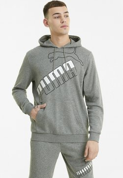 Puma - Huppari - medium gray heather