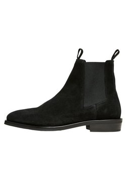 Selected Homme - Stiefelette - black