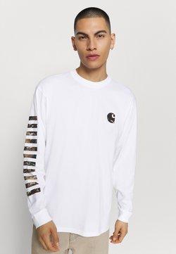 Carhartt WIP - T-shirt à manches longues - white