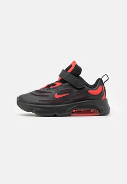 Nike Sportswear - AIR MAX EXOSENSE - Baskets basses - black/chile red/black