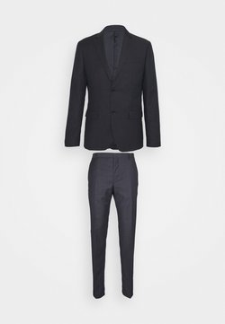 Calvin Klein Tailored - MICRO STRUCTURE SUIT - Anzug - navy
