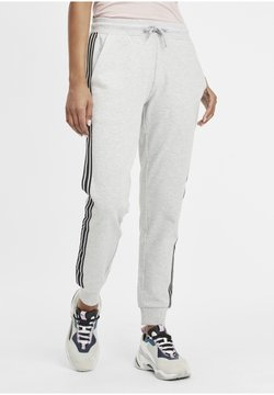 Oxmo - GABRILLA - Jogginghose - light grey melange