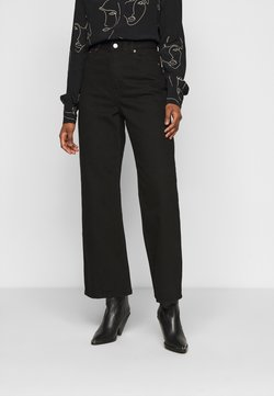Dr.Denim Petite - ECHO - Jeans Relaxed Fit - black