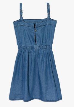 Lemon Beret - TEEN GIRLS DRESS - Freizeitkleid - light blue