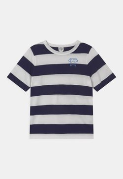 ARKET - T-shirt con stampa - blue
