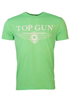 TOP GUN - T-shirt print - green