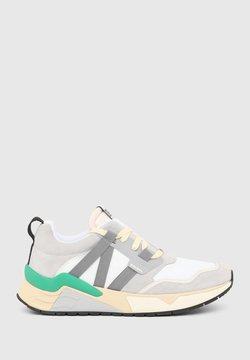 Diesel - S-BRENTHA - Sneakersy niskie - white/grey