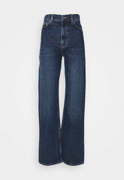 ARKET - Jeans Straight Leg - blue dark