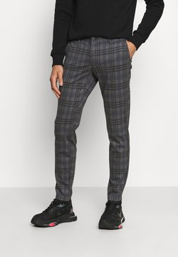 Only & Sons - ONSMARK TAP PANT CHECK - Stoffhose - citadel