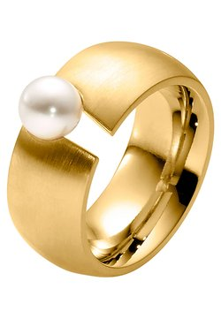 Heideman - DAMENRING PERLE - Ring - white