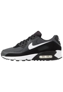 Nike Sportswear - AIR MAX 90 - Baskets basses - black/white/metallic silver