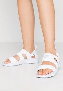 Nike Sportswear - OWAYSIS - Sandalias - white/pure platinum
