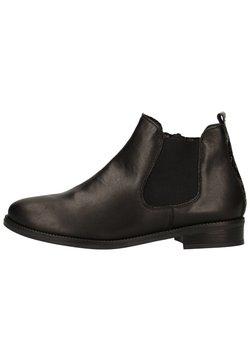Remonte - Ankle Boot - schwarz/rauch /