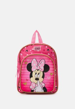 Kidzroom - BACKPACK MINNIE MOUSE LOOKING FABULOUS - Ryggsäck - pink