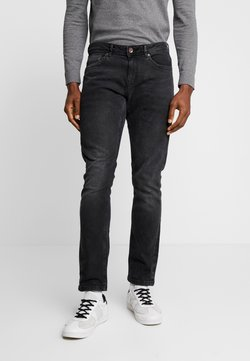 Cars Jeans - DOUGLAS - Straight leg jeans - black used