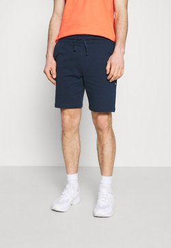 Blend - Shorts - dress blues