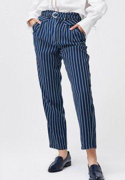 Salsa - BOYFRIEND LORI - Pantalones - blau