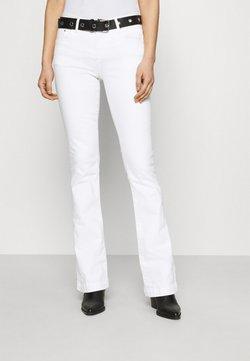 LTB - FALLON - Flared Jeans - marshmallow wash