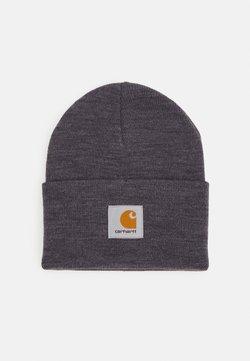 Carhartt WIP - WATCH HAT UNISEX - Pipo - dark grey heather