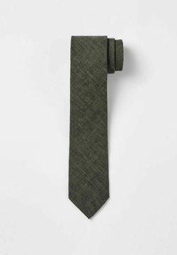 J.LINDEBERG - Krawatte - hunter green