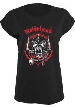 Merchcode - LADIES  - T-Shirt print - black