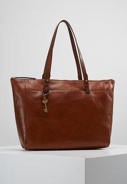 Fossil - RACHEL - Handtasche - medium brown