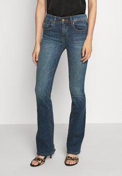 LOIS Jeans - MELROSE - Bootcut-farkut - dark stone
