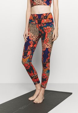 Free People - LOSE CONTROL PRINTED  - Medias - multicolor