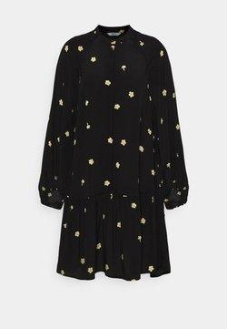 Envii - ENMIMER DRESS - Blusenkleid - black