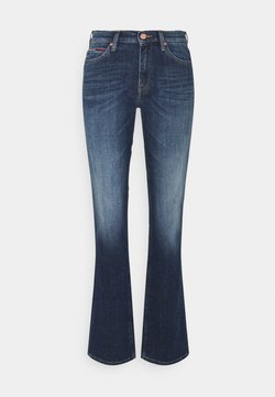 Tommy Jeans - MADDIE BOOTCUT - Bootcut-farkut - canal