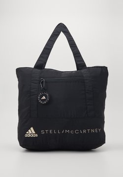 adidas by Stella McCartney - MEDIUM TOTE - Sporttasche - black/white