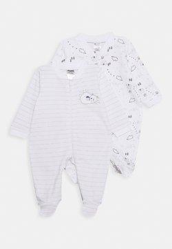 Jacky Baby - 2 PACK - Pyjamas - white