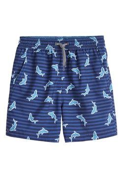 Next - NAVY SHARK SWIM SHORTS (3MTHS-16YRS) - Uimashortsit - blue