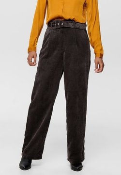ONLY - Pantalones - chocolate plum